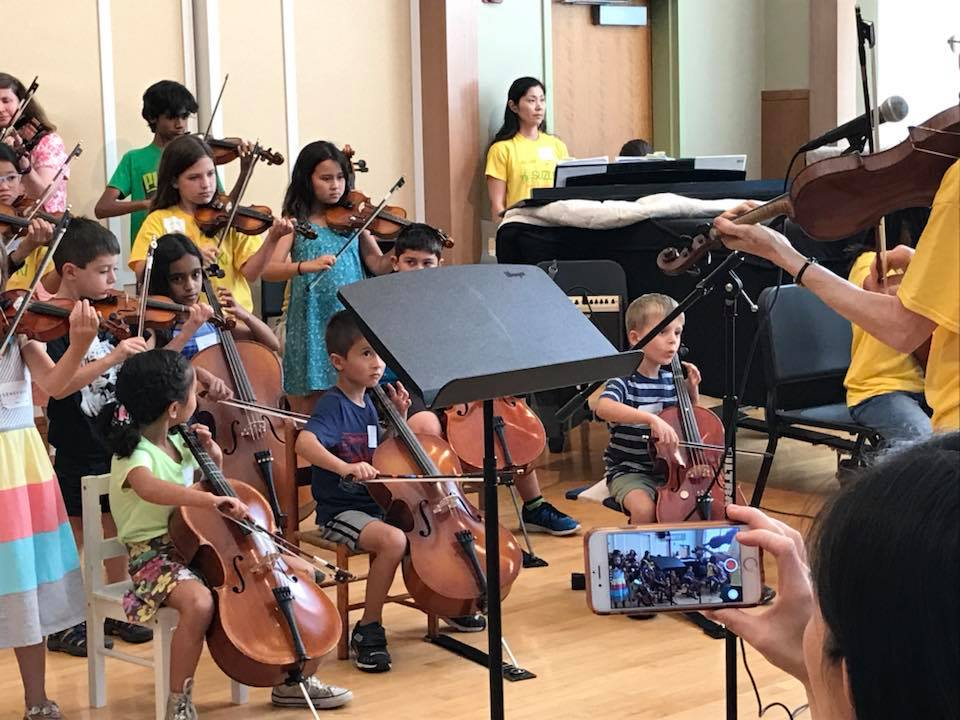 Beginner Violin Lessons Cherry Hill – Suzuki Group Violin